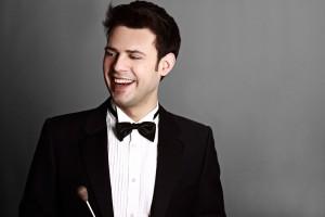Andrea Sanguineti, Dirigent - professionelle Künstlerfotos von Nicolas Kröger
